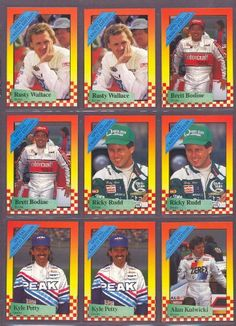 1989 Maxx Crisco Racing #12 Kyle Petty (Mint) by Maxx. $2.75. 1989 Maxx Crisco Racing #12 Kyle Petty (Mint). If multiple items appear in the image, the item you are purchasing is the one described in the title.