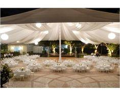Espectacular montaje para tu boda / Controltur /  Banquete para boda / Yucatán
