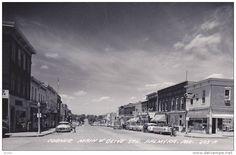RP: Main Street , PALMYRA , Missouri , 30-40s ; Rexall Drug Store - Delcampe.com
