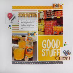 Fanta Fanta - Scrapbook.com