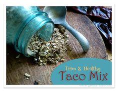Taco Seasoning Mix (FP)