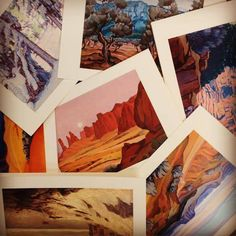 Muse, the museum store, is now carrying beautiful, full-color notecards featuring the work of Oscar Brousse Jacobson.  The Jacobson exhibition will be open through September 6, 2015. Stop by the museum to visit Muse and take some Jacobson art home with you!