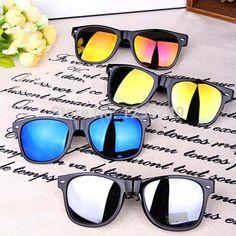 Aliexpress.com  Comprar Hombres Mujeres Nuevas gafas de sol de conducción  deportiva al aire 3efd45839c
