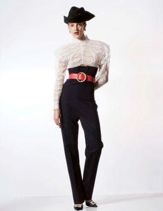 Othilia Simon by David Sims for Vogue Paris March 2017