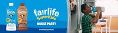 FREE Fairlife Milk Superkids Party Pack (apply, includes gift card to buy supplies and more, 1,000 spots) http://www.freebiequeen13.net/free-samples.html