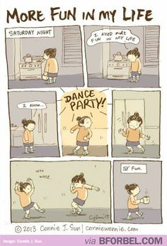 #Introvert This is me. But those moves might be a little too bold.