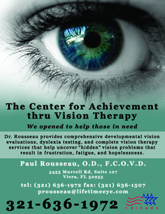 The Center for Achievement Thru Vision Therapy | Military Discount Network