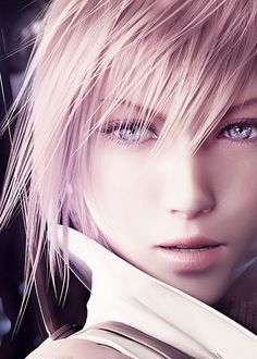Lightning Farron. Too stunning to be real <3,<3