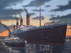 Titanic and Nomadic