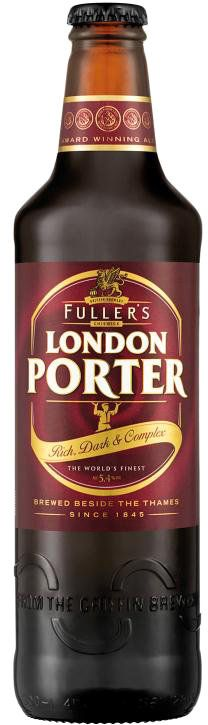 Cerveza tipo Ale English Porter - Fuller's, UK