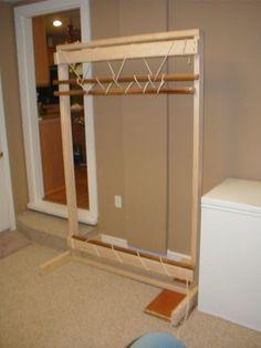 Build A Navajo Loom | How I Built My Loom | Creating a Home