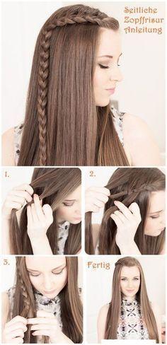 Tutoriales de Peinados para Pelo Largo 12