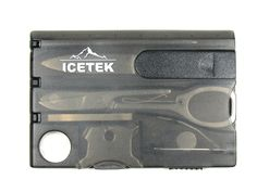 Icetek Sports Multi-Purpose Credit Card Size Pocket Tool * See this great product. (This is an affiliate link) #KnivesandTools