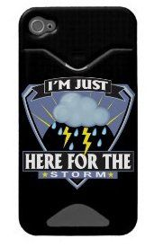 Get the Best Storm Chasers iPhone 4 Cases right here. If you know someone who beats all odds, and fights all chances to go chase down that one...