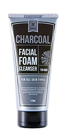 2vee Charcoal Facial Foam Cleanser Skin Skin Care Sebum Cleanser For Men 175Ml ** Click image for more details. Note:It is Affiliate Link to Amazon.