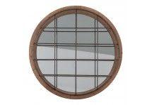 miroir pas cher : vente de miroir bois & métal sur aux portes de la déco - Auxportesdeladeco