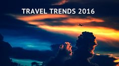Things are getting more and more radical on the travel front as the years roll by. Multi-generational travel makes an entry, as do culinary tourism and virtual reality. Technology is set to play a bigger role in decision-making while the soulful are in search of ethical tourism. Check out all this and more in our round-up of Travel Trends to look out for in 2016.