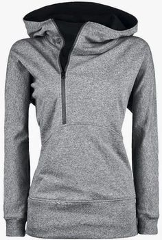 awesome Very Nice Grey Hoodie for Women. Very Suitable for Sport and Also Fashionable