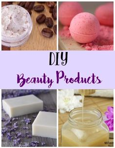These amazing DIY beauty products are a fraction of the cost of their store bought counterparts and without the laundry list of unpronounceable ingredients!