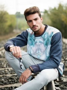 #menfashion #mdvstyle - follow the railway