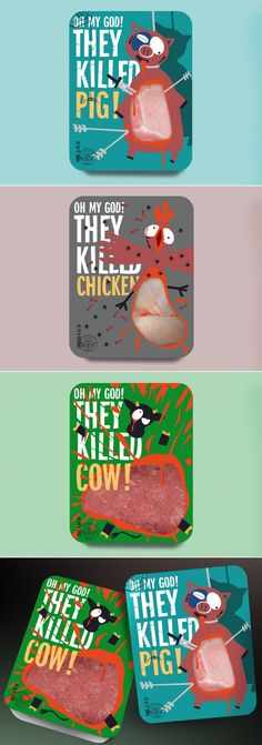Student: Butcher Kenny — The Dieline | Packaging & Branding Design & Innovation News
