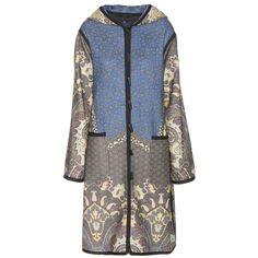Etro - Printed wool coat - mytheresa.com GmbH