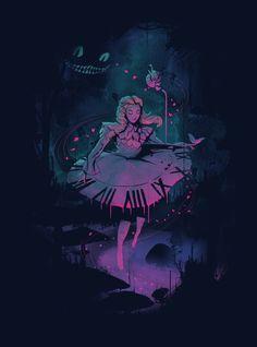Alice by Dan Burgess