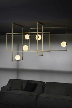 VeniceM | COLLECTION 2015 Diy Pendant Light, Ceiling Pendant, Glass Ceiling, Pendant Lamp, Ceiling Lamp, Pendant Lighting, Ceiling Lights, Art Deco Lighting, Interior Lighting