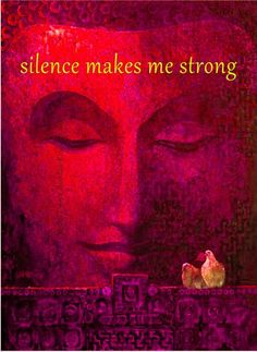 "Silence makes me strong ""To the mind that is still, the whole universe surrenders.""Lao Tzu So so so powerful! ""To the mind that is still, the whole universe surrenders. Namaste, Yoga Zen, Tao Te Ching, Little Buddha, Buddha Zen, Buddha Wisdom, Buddha Quote, Taoism, Spiritual Awakening"