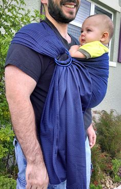 Mesh Water Ring Sling Baby Carrier by CuteAwaking on Etsy, $35.00