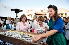 I MUST serve oysters on the half shell at my wedding