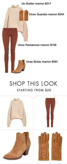 """""""Otoño_1- Spanish Clothing Catalog Project 2017"""" by ardecamp on Polyvore featuring Dolce Vita and Hermès"""