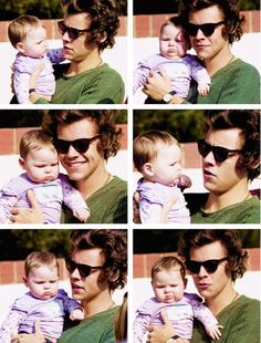 Literally tHIS IS MY BIGGEST WEAKNESS WHY DO THEY DO THIS TO ME PUT THE BABY DOWN, HAROLD. -H