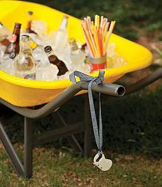 Ideias criativas de coolers.