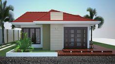Villa con cuatro dormitorios
