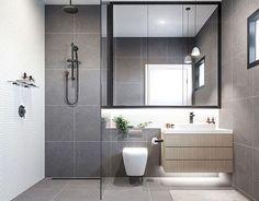 Stunning Farmhouse Bathroom Tile Floor Decor Ideas And Remodel To Inspire Y. Stunning Farmhouse Bathroom Tile Floor Decor Ideas And Remodel To Inspire Your Bathroom – Pa Bathroom Floor Tiles, Bathroom Layout, Small Bathroom, Bathroom Ideas, Bathroom Grey, Tile Floor, Bathroom Designs, Bathroom Mirrors, Ikea Bathroom