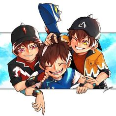 Lez give more love to our Taufan❤ – Galaxy Art Galaxy Movie, Anime Galaxy, Boboiboy Galaxy, Cartoon Movies, Cartoon Shows, Cartoon Art, Boboiboy Anime, Netflix Anime, Pokemon Gijinka