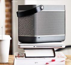 B Beolit 12 External Wireless Speaker for iPhone, iPad