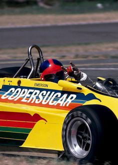 Emerson Fittipaldi Copersucar FD 04