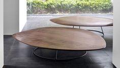 Ligne Roset Pebble Concave Table