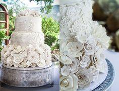 Awe-Inspiring Wedding Cakes Ideas to to Blow Your Mind - MODwedding