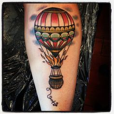 two hands tattoo 'NZ
