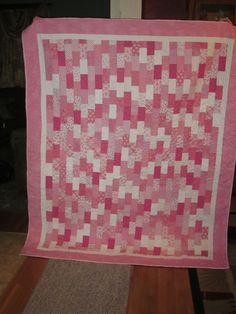 Quilt of many ribbons--Relay for Life | Sewing & Other Stuff ... : quilt patterns for cancer patients - Adamdwight.com