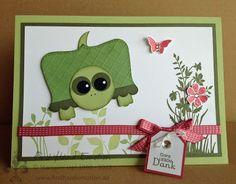 Punch Art Turtle