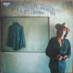 Guy Clark / Old No.1