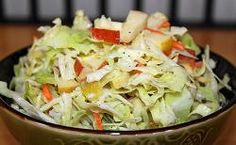 Apple Cabbage Coleslaw | All Recipes Vegan - Vegan and vegetarian recipes and products