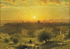 Jerusalem - James Fairman