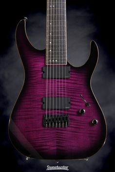 Ahh Schecters are so perfect Schecter Guitars, Ibanez, All Music Instruments, Purple Guitar, Double Picture, Blue Dream, Cool Guitar, Love Pictures, Music Is Life
