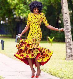 Nana Akua Addo's fashion photos have no match | Photos