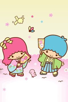 Wallpaper of Little Twin Stars Wallpaper for fans of Little Twin Stars 8256293 Little Twin Stars, Little Star, Stars Wallpaper, My Melody Wallpaper, Iphone Wallpaper, Sanrio Characters, Cute Characters, Japanese New Year, Star Pictures